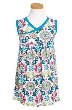 Tea Collection 'Holi' Wrap Cotton Dress (Toddler Girls, Little Girls & Big Girls) available at #Nordstrom