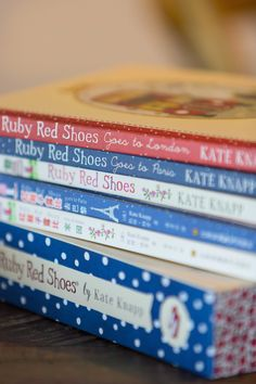 Artist and Author Kate Knapp Is As Inspiring and Endearing As Her Character, Ruby Red Shoes - The Grace Tales