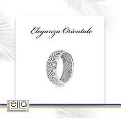 Per un look principesco non può mancare un anello dallo stile orientale ed elegante! Pronti per la serata?