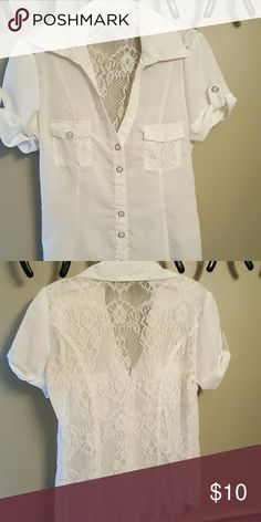 . Express size medium Express Tops Blouses