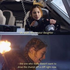 I can't deal with this much snark. I'm gonna rewatch the entire show just for her lines. regram @minamystar what a legend #lostinspace #pennyRobinson  #snark #dialogue #writing