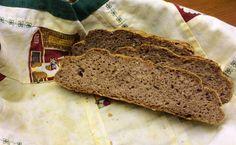 Dinkel Kastanien Brot frei nach Hildegard von Bingen