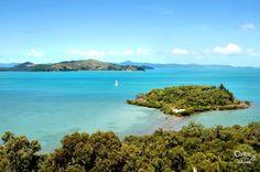 #AmazingViews - Waterfront landscape views -  House for Sale in Shute Harbour QLD 4802