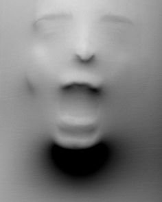 One clue is negativity- projection is never neutral. It manifests as negative energy because what it's disguising is negative. - Deepak Chopra, The Shadow Effect (Scream by Maurizio Fantini. S)