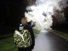 Smokey. #BAPE #ABATHINGAPE #CLUBBAPE by clubbape