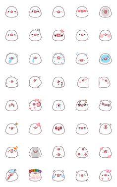 Java sparrow Emoji 1 – LINE Emoji   LINE STORE