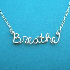 Cystic Fibrosis 'Breathe'  I want!
