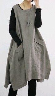 여성복 사각 원피스 패턴 주의 : 타카페나 블로그 게재시 출처 밣혀주시고, 상업용도로 사용할 경우 저작권 물을 수 있으니 주의 해 주시기 바랍니다  디자인      앞뒤판 따로    -시접 어깨;1.5 암홀과 곡선 1 옆직선 Linen Dress Pattern, Dress Patterns, Boho Fashion, Girl Fashion, Womens Fashion, Apron Dress, Kinds Of Clothes, Linen Dresses, Japanese Fashion