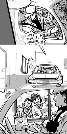 can i get uhhhh jotaro at a fast food place summer jobs Jojo's Bizarre Adventure, Jojo Anime, Jojo Parts, Jotaro Kujo, Jojo Memes, Another Anime, Fanart, Jojo Bizarre, Funny Comics