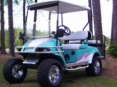 Pink Black Custom Golf Carts | Golf carts, EZ-GO and Club Car. Pink Hill, NC - About Us