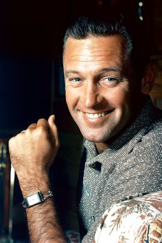 William Holden http://farleysgranger.tumblr.com/post/38109671797/william-holden-ca-1960