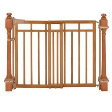 The Regalo Dual Banister Baby Gates for Stairs. Does your home have banisters? Than the Regalo dual banister baby gates for stairs is what you need to protect your child from the dangers of stairs.