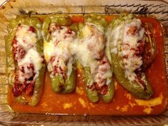 Sausage Stuffed Cubanelle Peppers – p. bonjour - yums to try - Peppers Lidia's Recipes, Mexican Food Recipes, Italian Recipes, Appetizer Recipes, Cooking Recipes, Italian Dishes, Appetizers, Dinner Recipes, Recipies