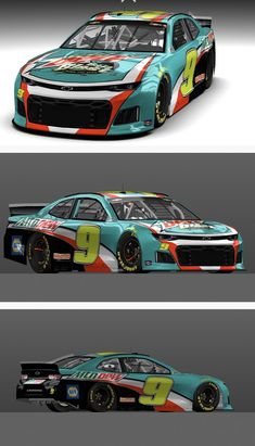 Nascar Cars, Nascar Diecast, Race Cars, Nascar Fantasy, Chase Elliott Nascar, Jr Motorsports, Paint Schemes, Marbles, Paint Ideas