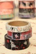 Japanese Washi Masking Tape Set - Alice in Wonderland