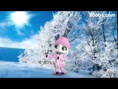 Zoobe, Wünsche / Grüße zum neuen Jahr, alles Gute, Neujahrsgrüße - YouTube