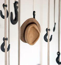 Hang Your Hat On Hooks - ZaINTERIORA.net