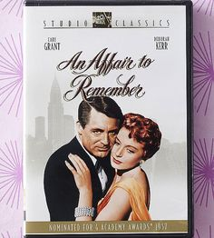 An Affair to Remember (1957)  Top Romantic Movies for Valentine's Day