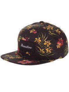 137142f06c7 Buy Primitive Paradise Snapback Cap online at blue-tomato.com Snapback Cap,  Primitive