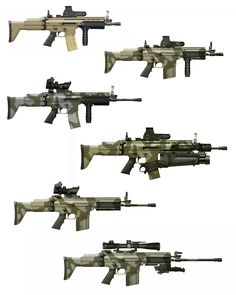 fn scar | Who in here wanted the FN SCAR????? - AR15.Com Archive