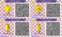 Animal Crossing QR Codes by Cloudy