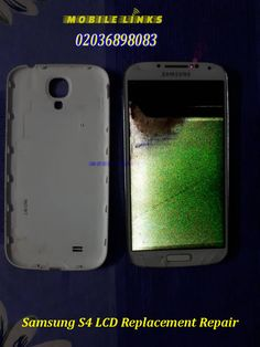 Replace or Change your Samsung Galaxy Broken LCD/Display at a very reasonable price from us in our store. Walk in to our store and get quality repair works with 30 days peace of mind warranty on all repair works. Laptop Repair, Mobile Phone Repair, Samsung Mobile, Mobile Accessories, Samsung Galaxy S4, Galaxies, Peace, Display, Floor Space