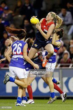 Women's AFL Exhibition - Western Bulldogs v Melbourne