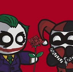 Joker and harley: Mad love ♥
