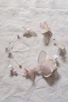Cecile Boccara Alice ◎∥*×☆★〜Sakura ♥︎♡*crown/necklace♦︎◎*〜◇◎♡☆△°*