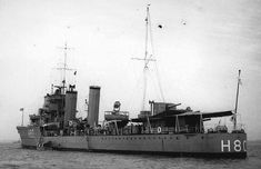 HMS Brazen, B Class destroyer built by Palmers of Hebburn & completed 08/04/31. While escorting convoy CW7 she was attacked & sank by JU87 dive bombers about 5 miles off Folkestone 7/20/40!