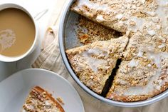 Cream Cheese Swirl Carrot Coffee Cake | Tasty Kitchen: A Happy Recipe Community!