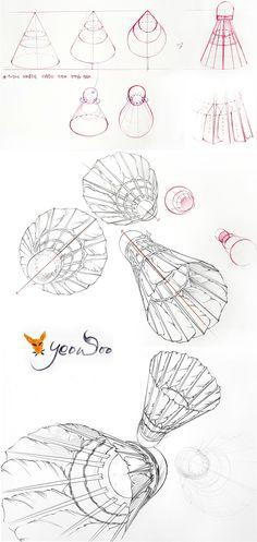 Realistic Drawings, Cartoon Drawings, My Drawings, 3d Things, Object Drawing, Industrial Design Sketch, Learn Art, Anatomy Drawing, Drawing Practice