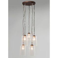 Powerhouse Round Pendant Lamp