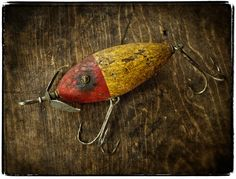 Still life images of antique fishing lures. (Photographs copyright 2011 by Dan Routh) Pike Fishing, Carp Fishing, Best Fishing, Saltwater Fishing, Fishing Tackle, Fishing Tips, Fishing Boats, Fishing Stuff, Fly Fishing For Beginners