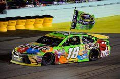 Kyle Busch Photos - NASCAR Sprint Cup Series Ford EcoBoost 400 - Zimbio