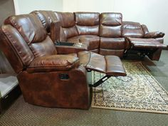 Leather Air – Soft and durable air leather, also known as leath-aire, which is a woven fabric made to look and feel like leather, but have the breathability for a more comfortable feel depending on the seasons.  3 times thicker than normal PU/Synthetic leather. #leatherloungsuite #bradford #cornerloungesuite Lounge Suites, Leather Recliner, Bradford, Corner, Chair, Woven Fabric, Seasons, Times, Furniture