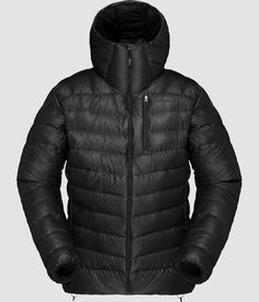 Norrøna Lyngen Down850 Hood Jacket (W) Orange Crush