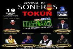 Festival de Soneros reúne lo más selecto de la salsa este 19 de marzo en el Alba Caracas