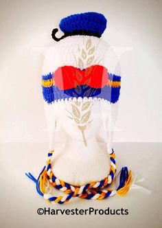 Disney Donald Duck styled Crochet Hat with por HarvesterProducts