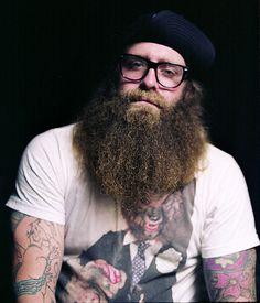 Andy Williams of Every Time I Die