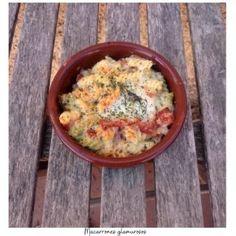Berenjenas a la parmesana en Crock-Pot - Pan, uvas y queso Mozzarella, Quiche, Crockpot, Croissants, Chorizo, Breakfast, Food, Veal Scallopini, Flaky Pastry