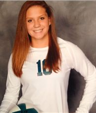 """Congratulations to this week's ViewMySport.com """"Athlete of The Week"""" - KARLEY SCHLENSKER - Volleyball (Outside Hitter), 2017 - Stephen T. Badin High School (OH)….. GREAT JOB KARLEY!  http://www.viewmysport.com/ViewAthleteProfile.aspx?profileId=7199  ViewMySport.com - Your #1 College Sports Recruiting & Scholarship Networking Resource!"""