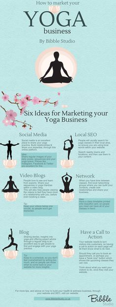 Check out the #online #marketing ideas for your #yoga #business.