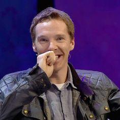 Benedict Cumberbatch at Adobe Summit 2015.