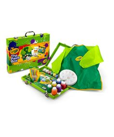 Another great find on #zulily! The Paint Box Set #zulilyfinds