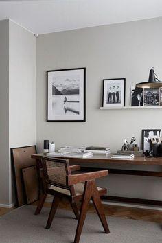 Super Creative home office furniture christchurch just on interioropedia home design Workspace Design, Home Office Design, Home Office Decor, Office Furniture, House Design, Office Ideas, Artist Workspace, Small Workspace, Office Themes