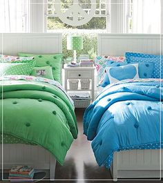 1000+ images about Two Twin Beds in a Little Guest Room on ... Dream House Bedroom For Teenage Girls