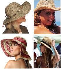 chapéus femininos praia - Pesquisa Google