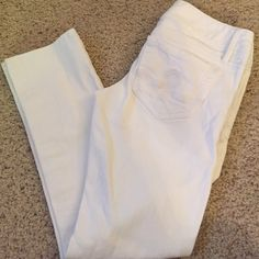 Jeans Lilly Pulitzer straight crop jeans Lilly Pulitzer Jeans Straight Leg