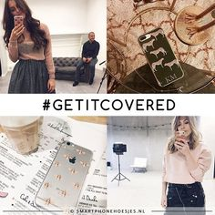 USE #GETITCOVERED and tag @smartphonehoesjesnl to get featured on our Instagram feed and maybe you will win €50 Shopping Money! ✨ You love it? We cover it! Check out the page via the link in bio! #quote #getitcovered #contest #happycustomers #instafashion